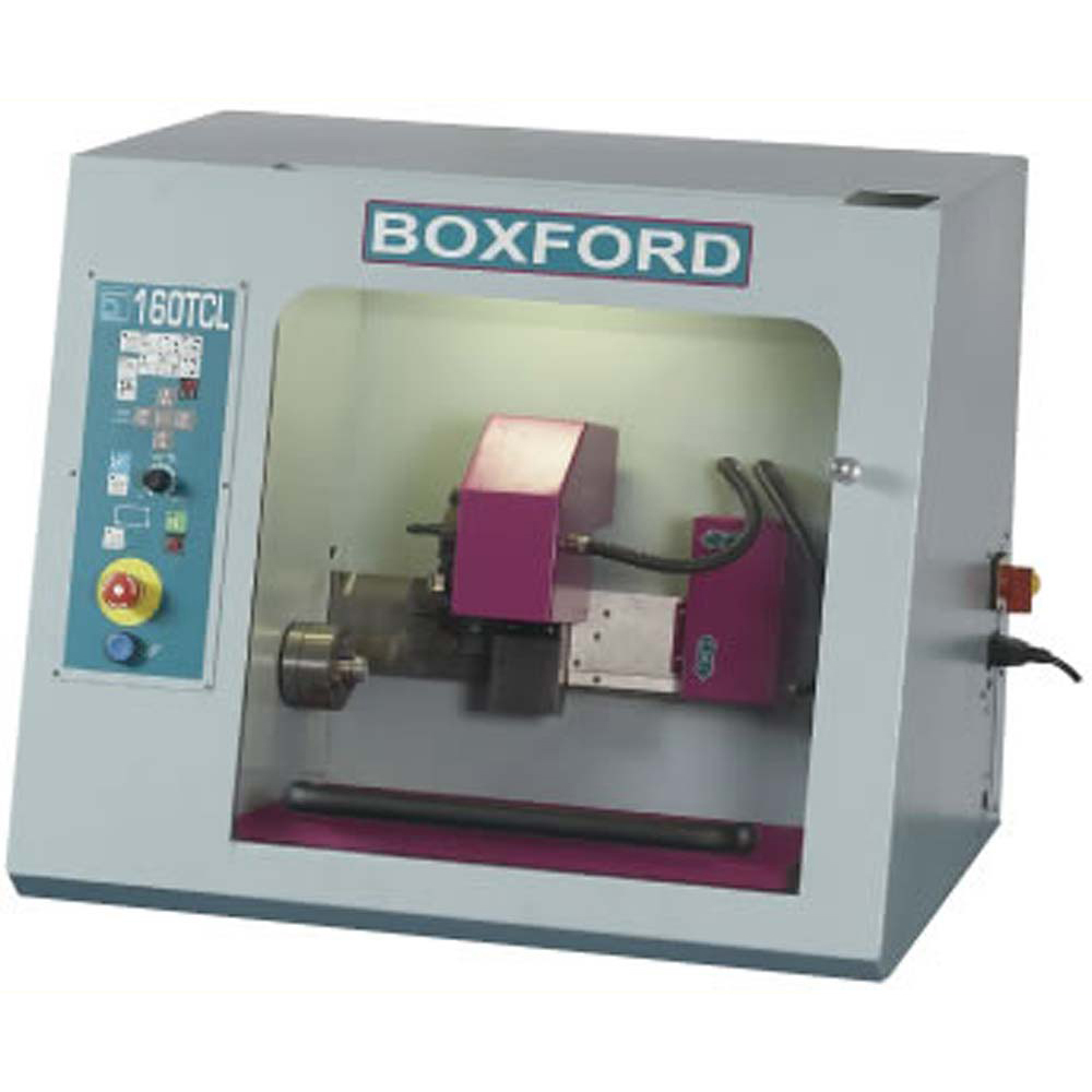 Boxford 160tcli Bench Mounted Cnc Lathe Cnc Lathes Cnc Equipment Machines Power Tools Tilgear