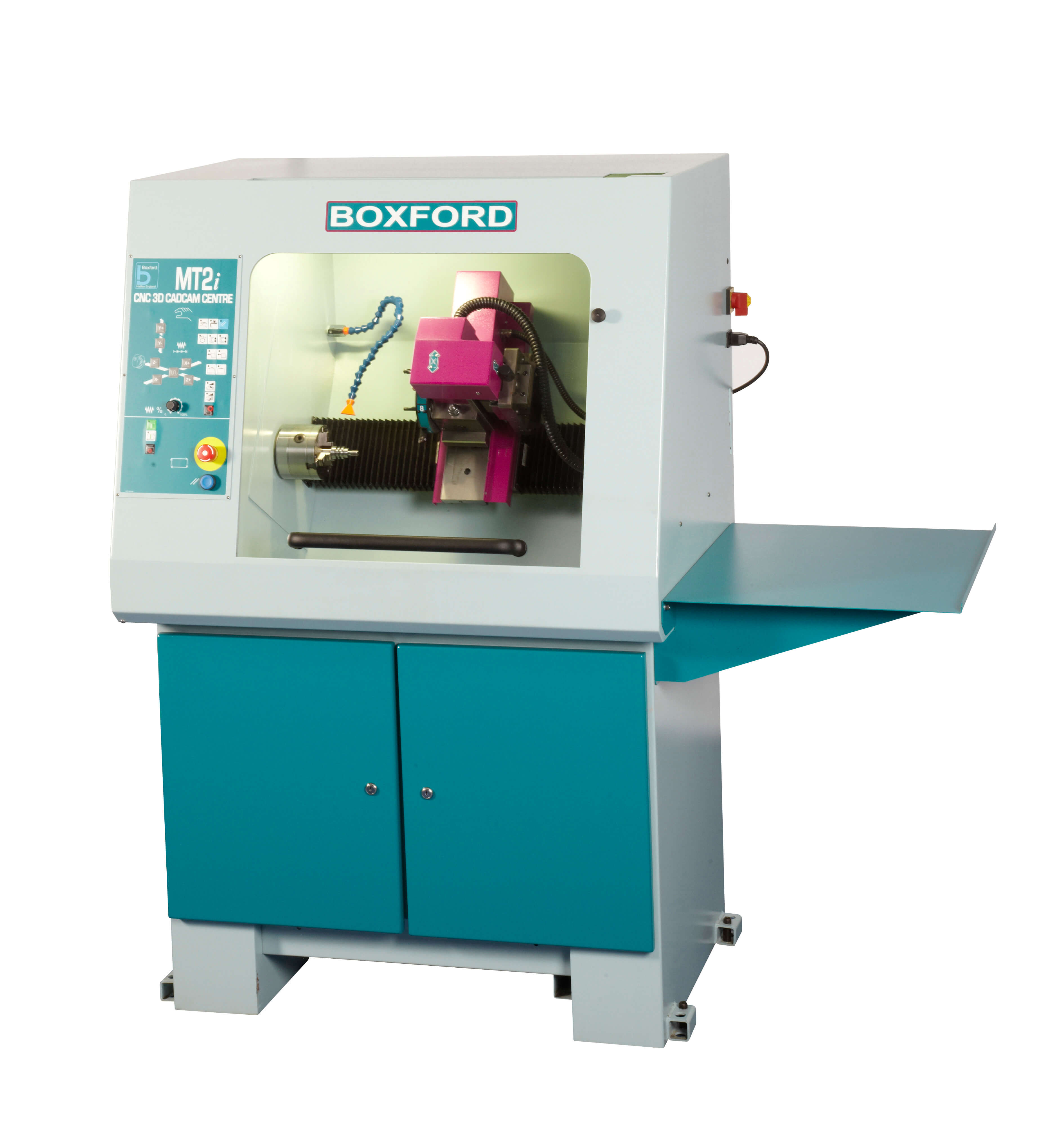 Boxford Mt2i Floor Standing Cnc Lathe And Mill Combination Machine Combination Cnc Machines Cnc Equipment Machines Power Tools Tilgear