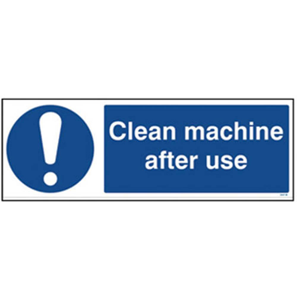Clean Machine After Use R/P 300 x 100mm