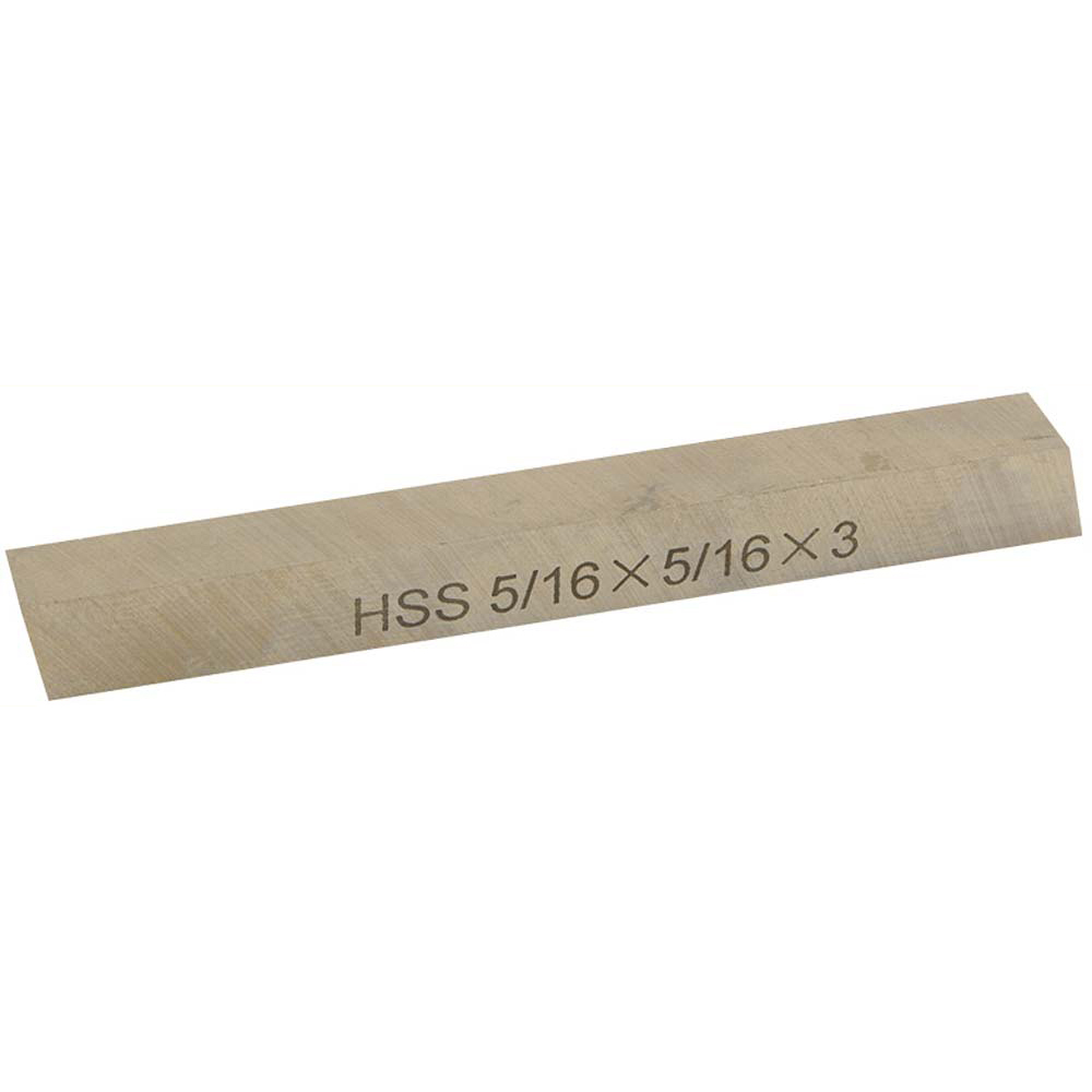 Borman H.S.S. Square Toolbit 1/4in x 3in