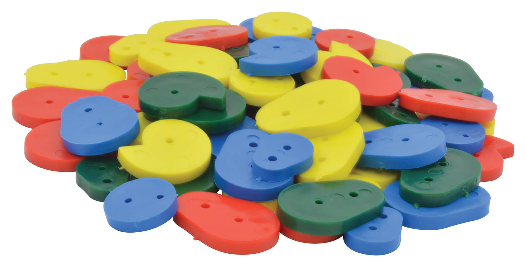 Plastic Cams – Pack Of 80
