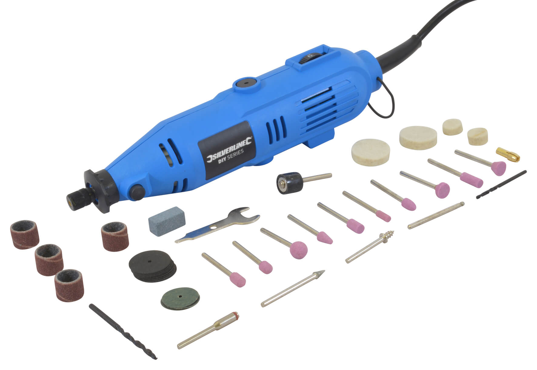 Compact High Speed Rotary Tool