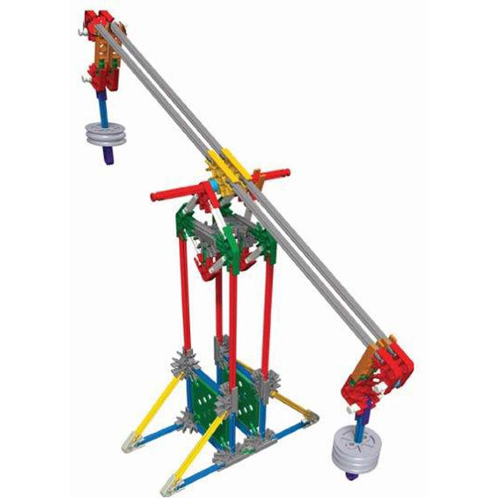 K'Nex Introduction to Levers and Pulleys   K'Nex ...