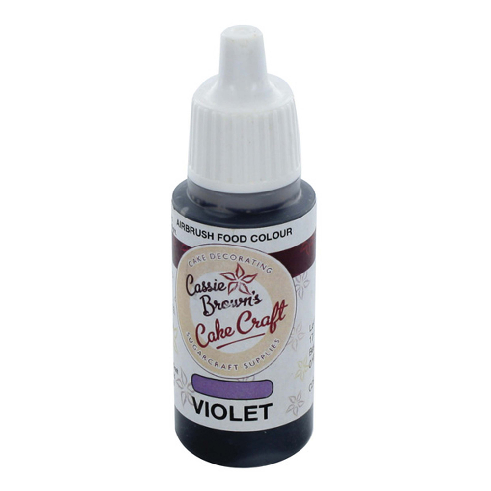 Airbrush Food Colours - Violet