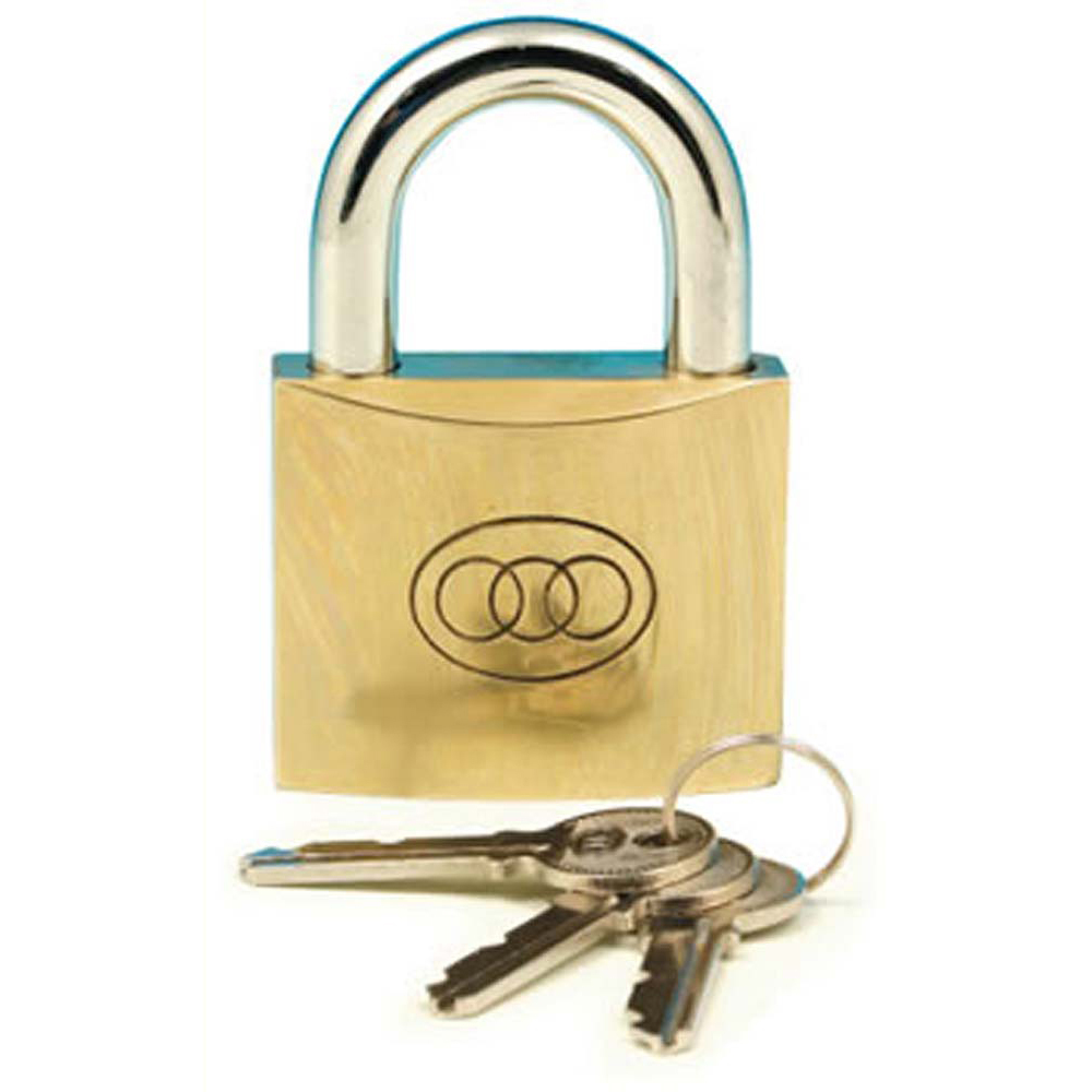 Brass Padlocks 38mm
