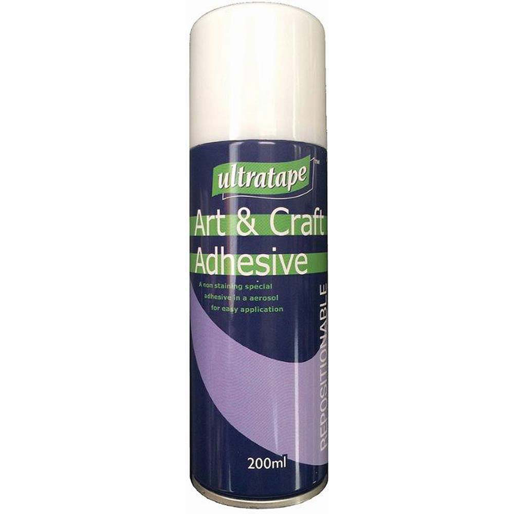 Art & Craft Spray Adhesive 200ml