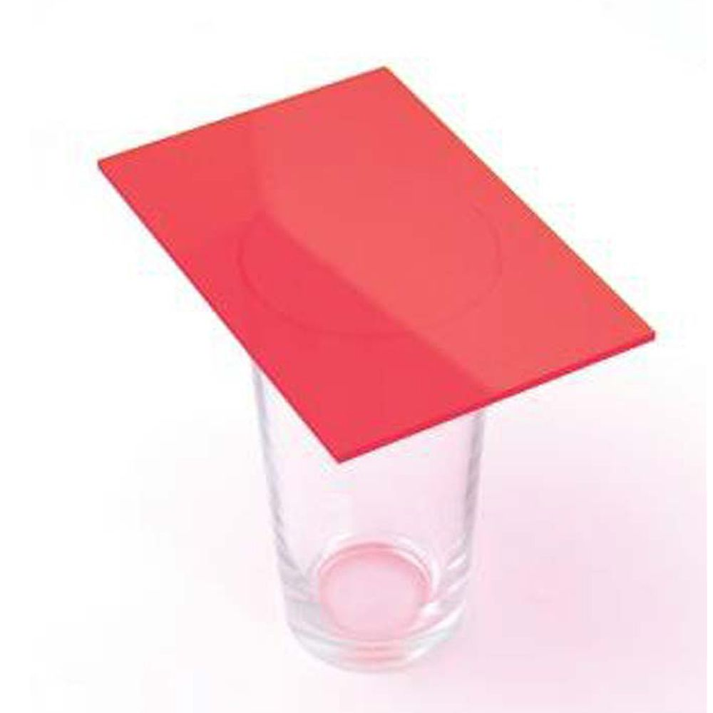 Fluorescent Red Acrylic Sheets