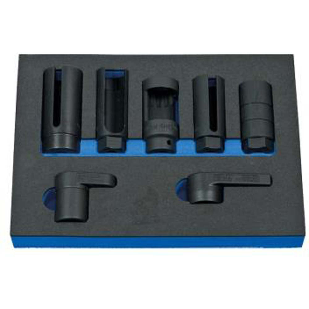 Oxygen Sensor Socket Set 7 Piece Set
