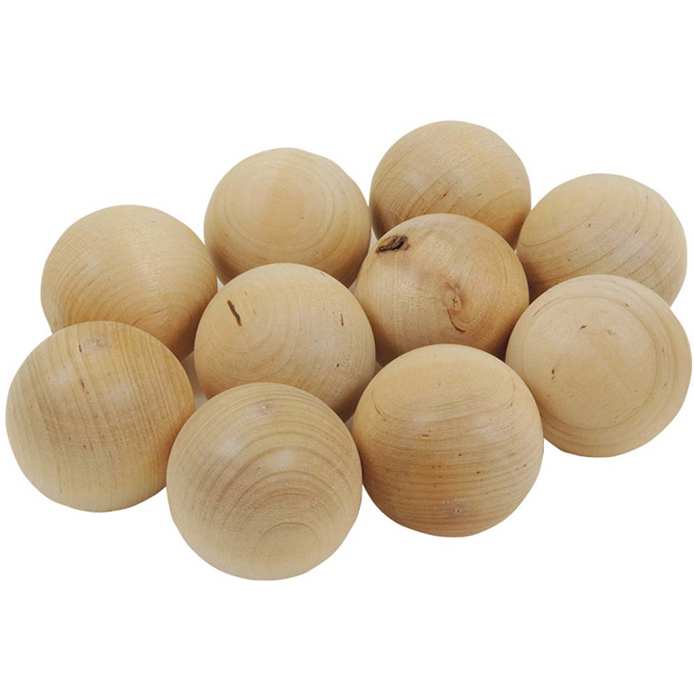 Birch Ball 12mm (Pack of 10)