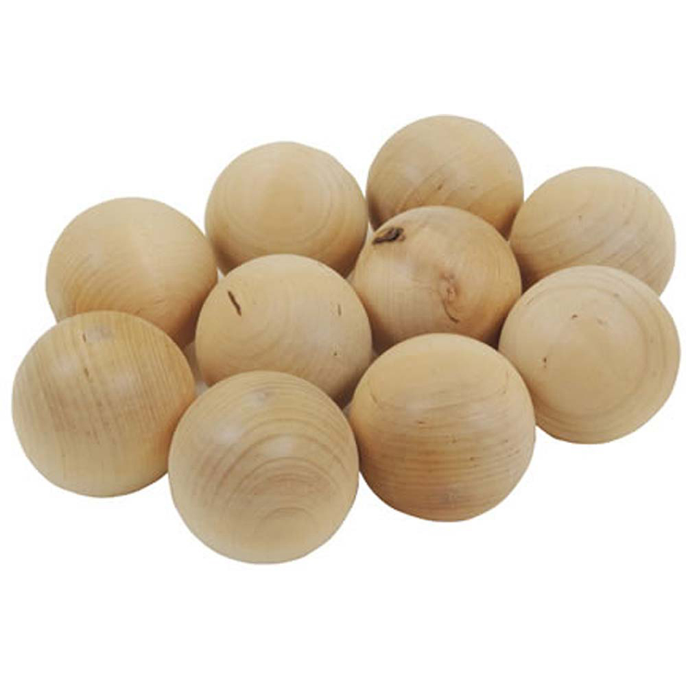 Birch Ball 38mm (Pack of 10)