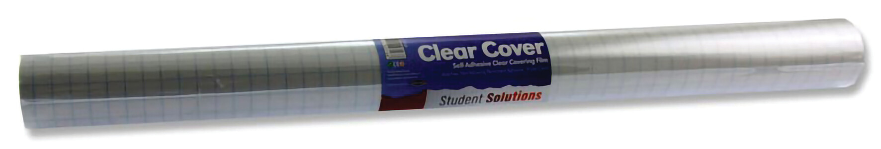 Clear Book Cover Film - 500mm x 5m