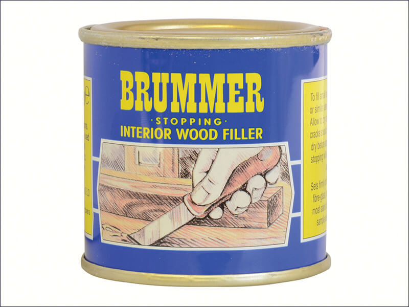Brummer Interior Medium Oak - 250g