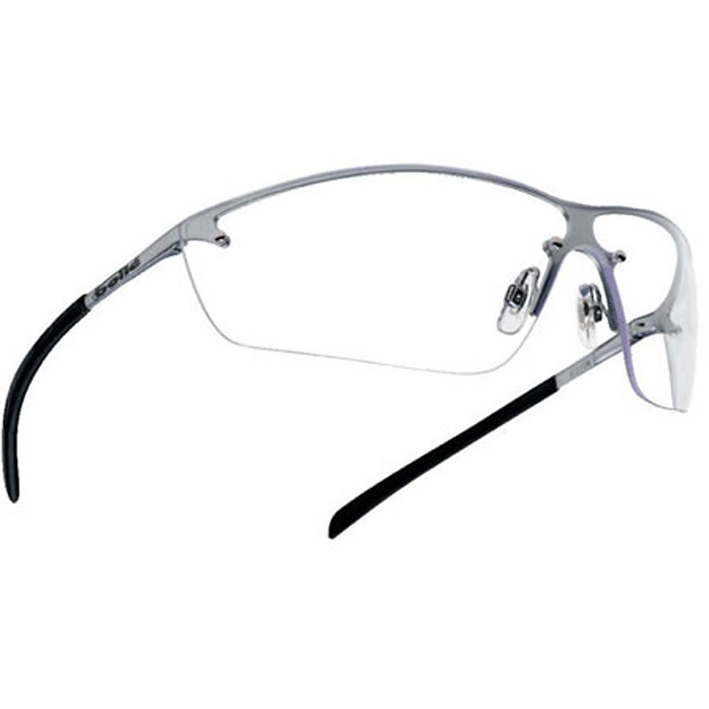 Safety Eyewear - Bolle - Silium Eye Shields - Clear