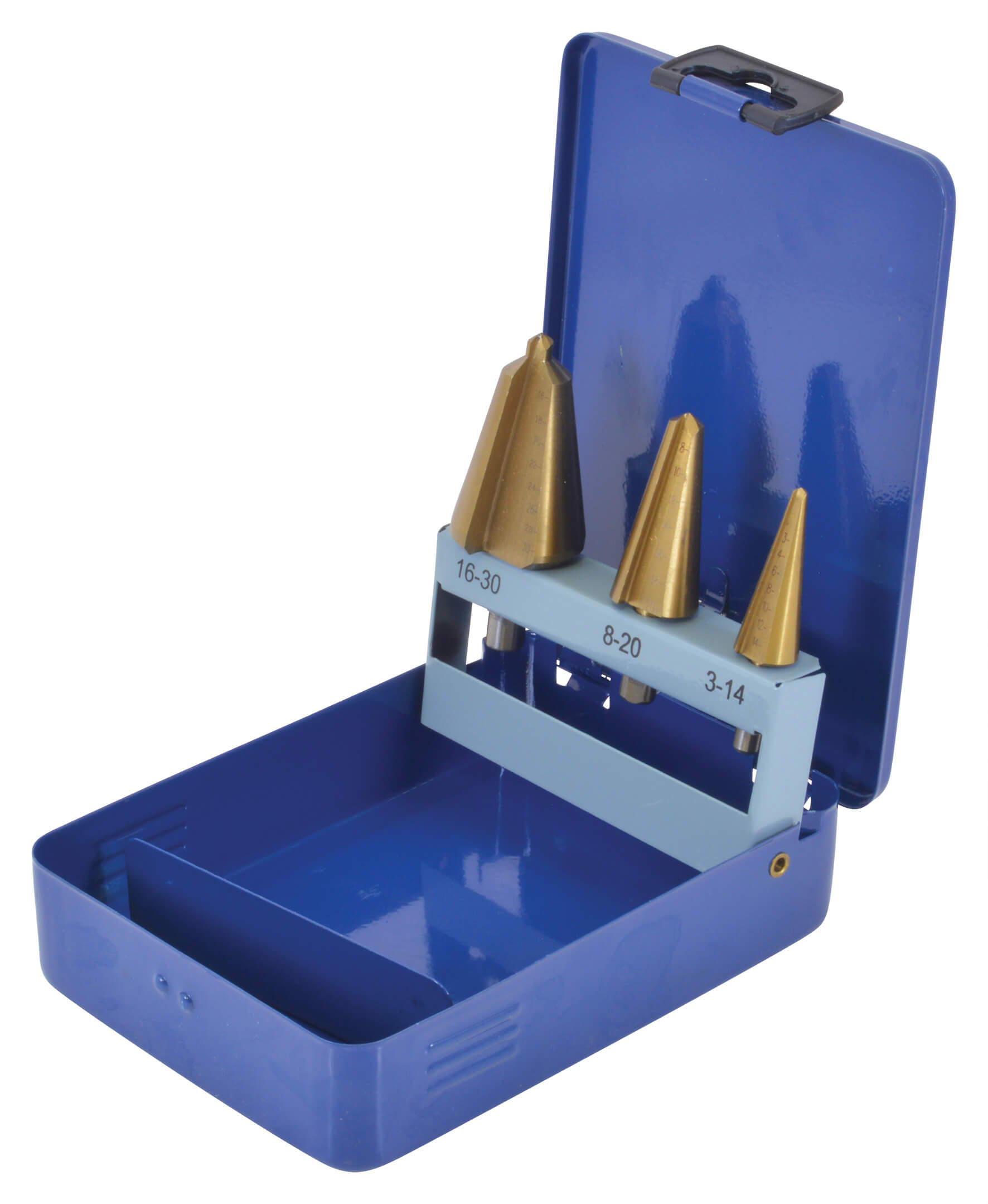 Borman Cone Drill Set - 3 Piece