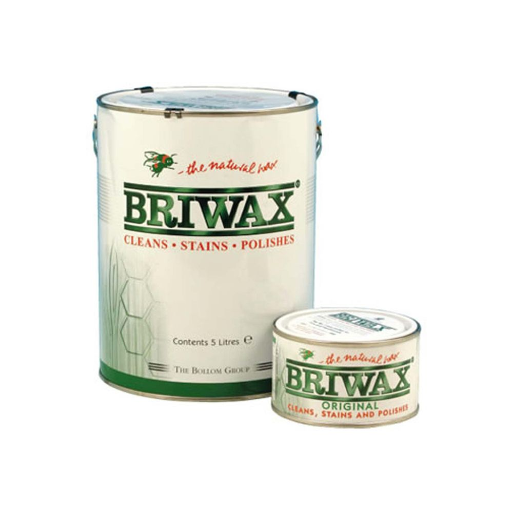 Briwax Original Clear - 5 Litre