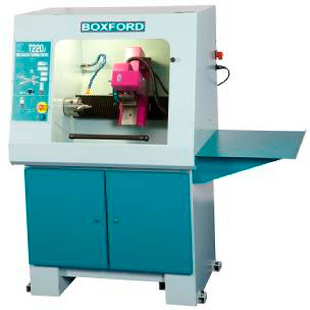 Boxford T220i Floor Standing CNC Lathe
