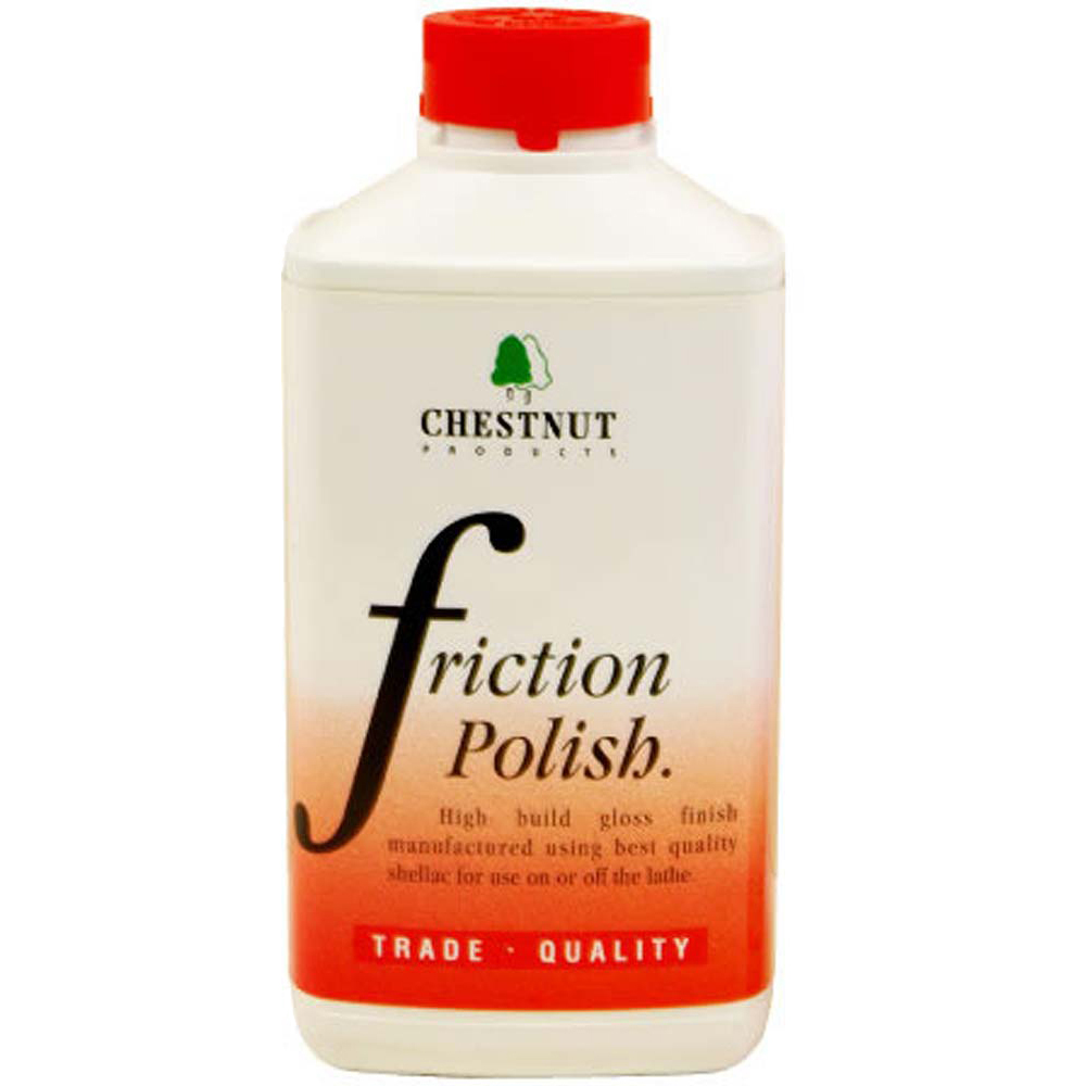 Chestnut Friction Polish - 1 Litre