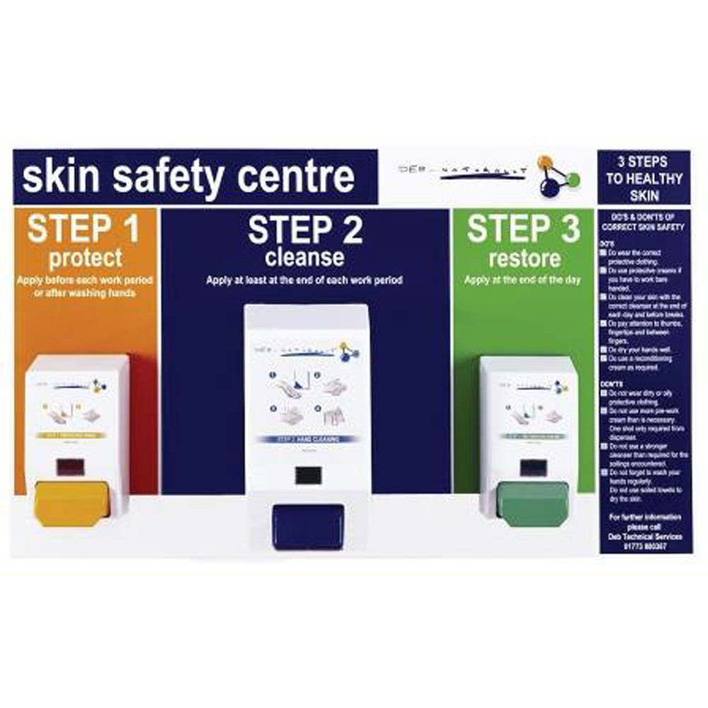 Deb Skin Safety Centre - dispensers only