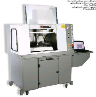 Denford VMC 1300 Floor Standing CNC Milling Machine with Flood Coolant