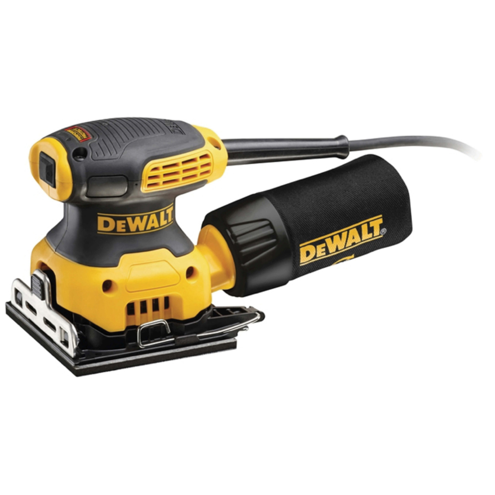 Dewalt 1/4 Sheet Palm Sander - 110V