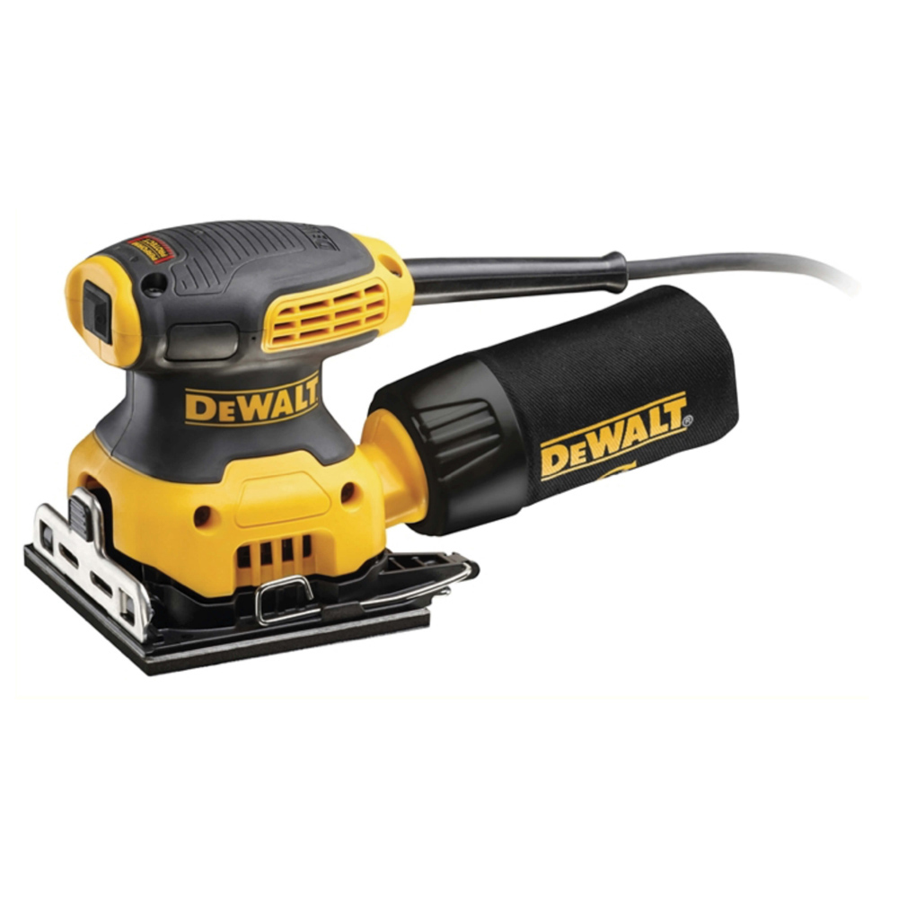 Dewalt 1/4 Sheet Palm Sander - 240V