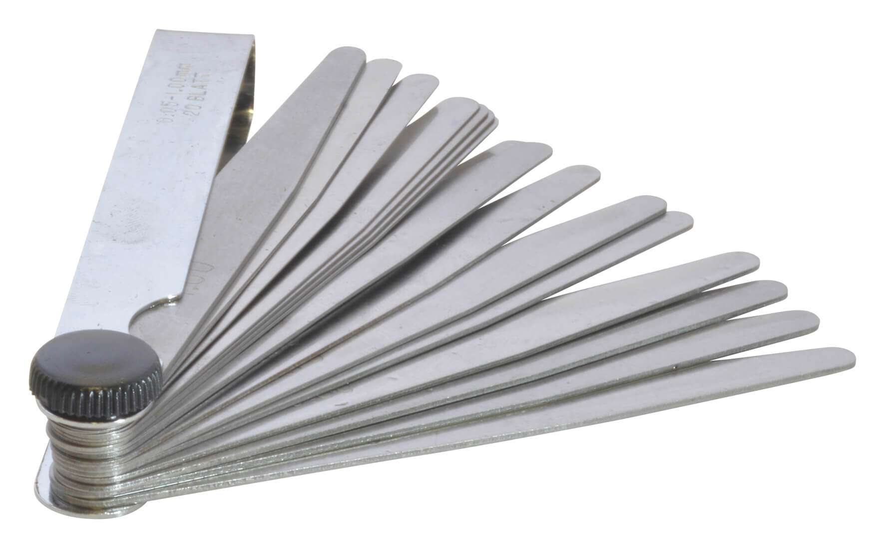 Diatec Feeler Gauges - Metric
