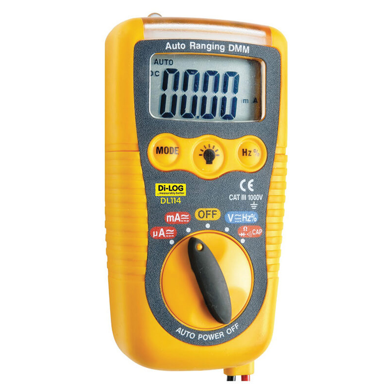 DiLog Mini Multimeter DL114