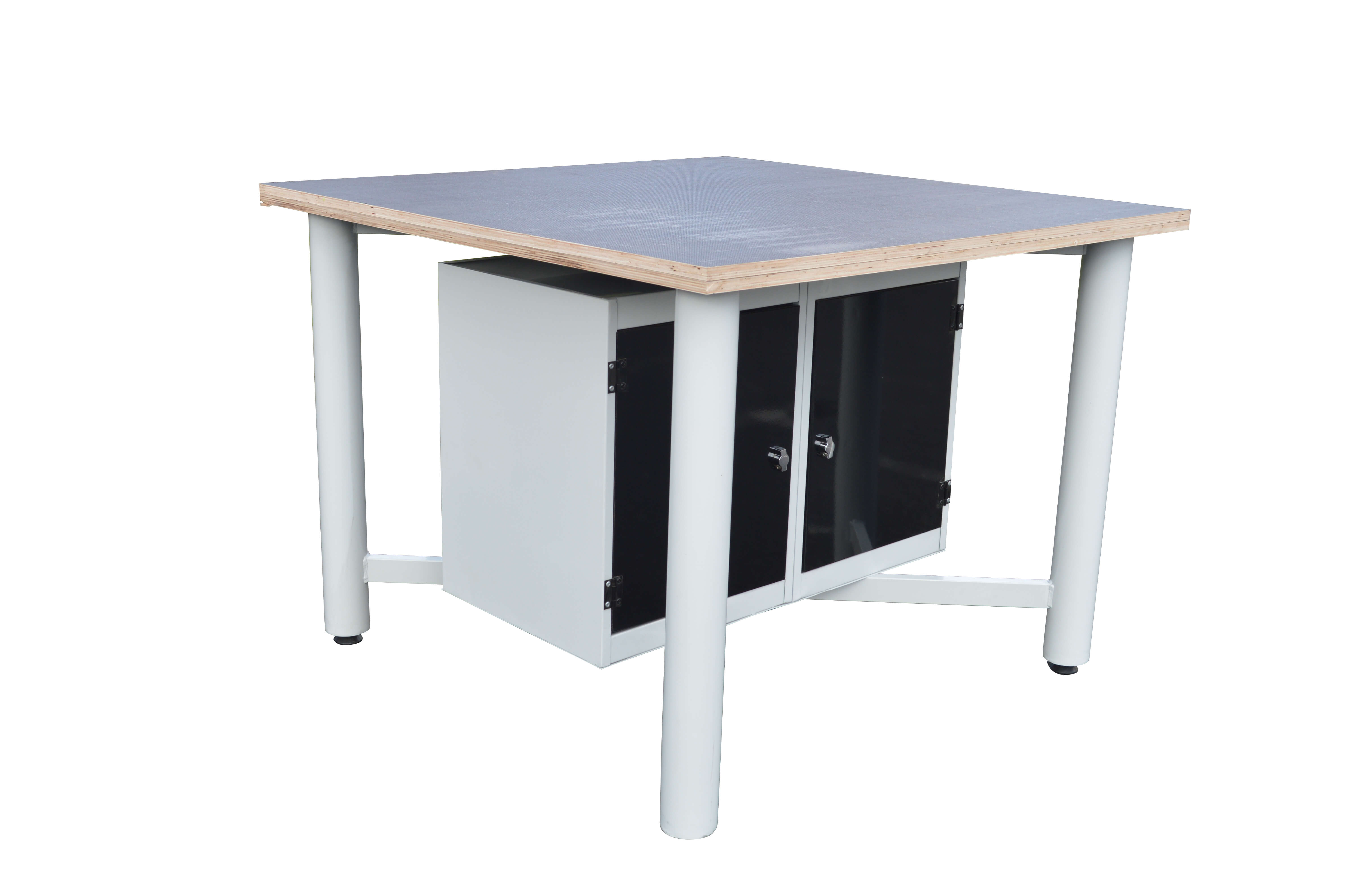 Edubench 4 Station Bench with multi-use top