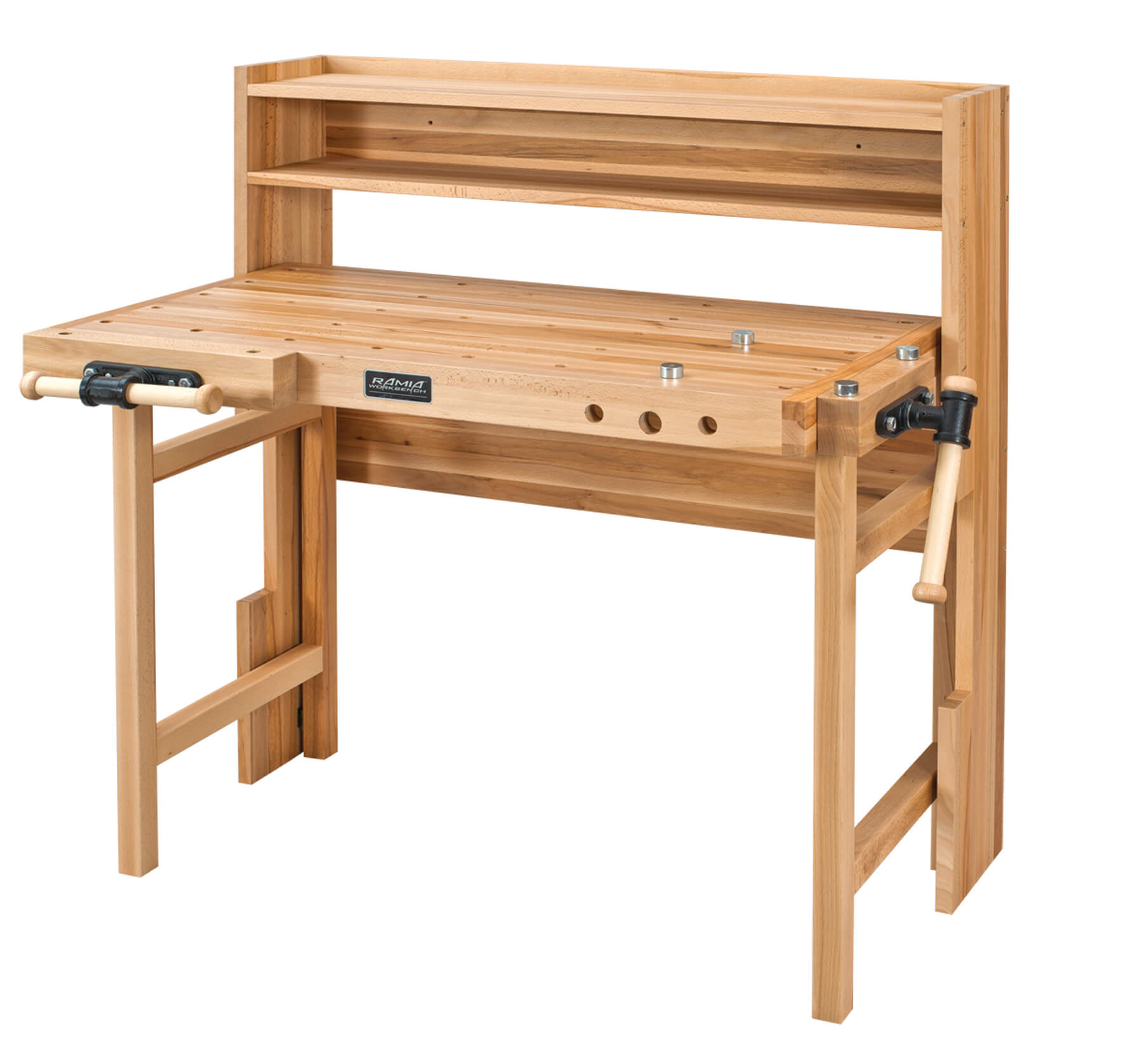 Edubench Folding Bench - wall mounted
