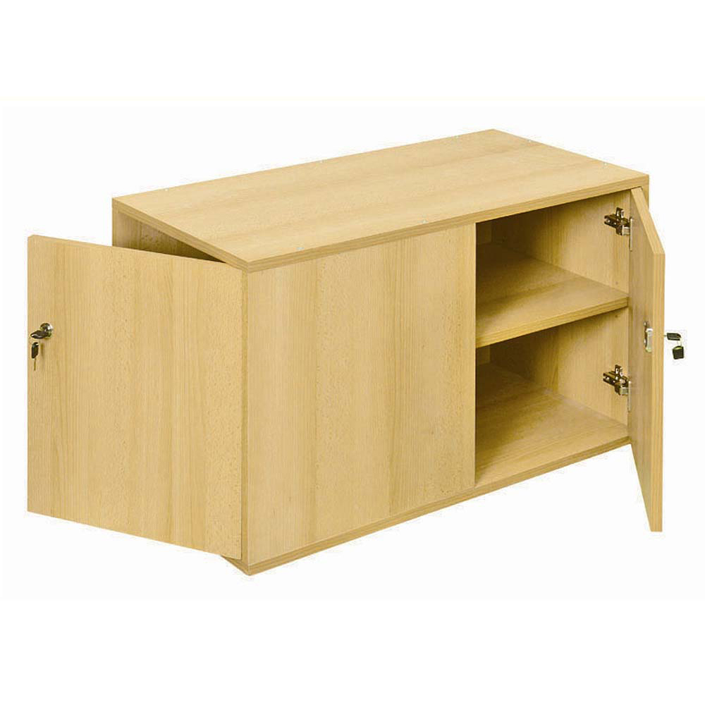 Edubench Underbench Double Cupboard