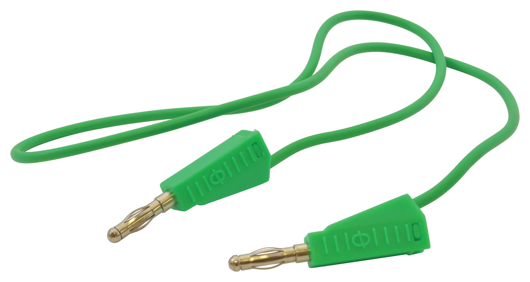 Stackable Lead Green - 250mm, Pack Of 5