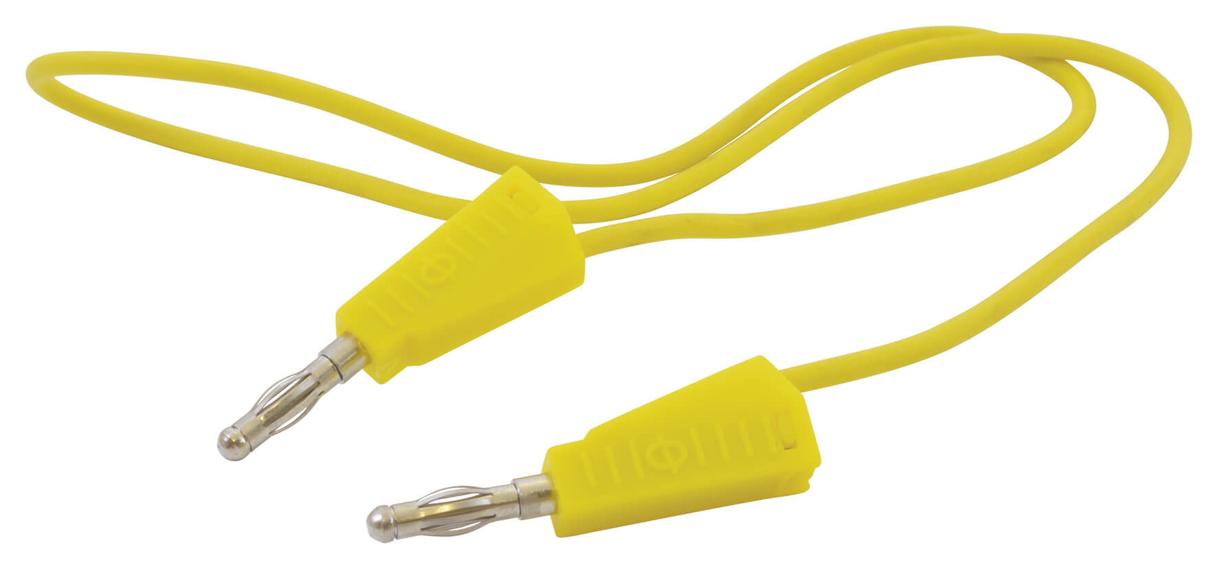 Stackable Lead Yellow - 250mm, Pack Of 5