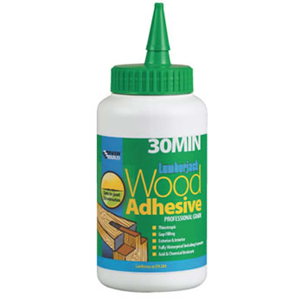 Everbuild 30 Minute Poly Wood Adhesive - 750ml