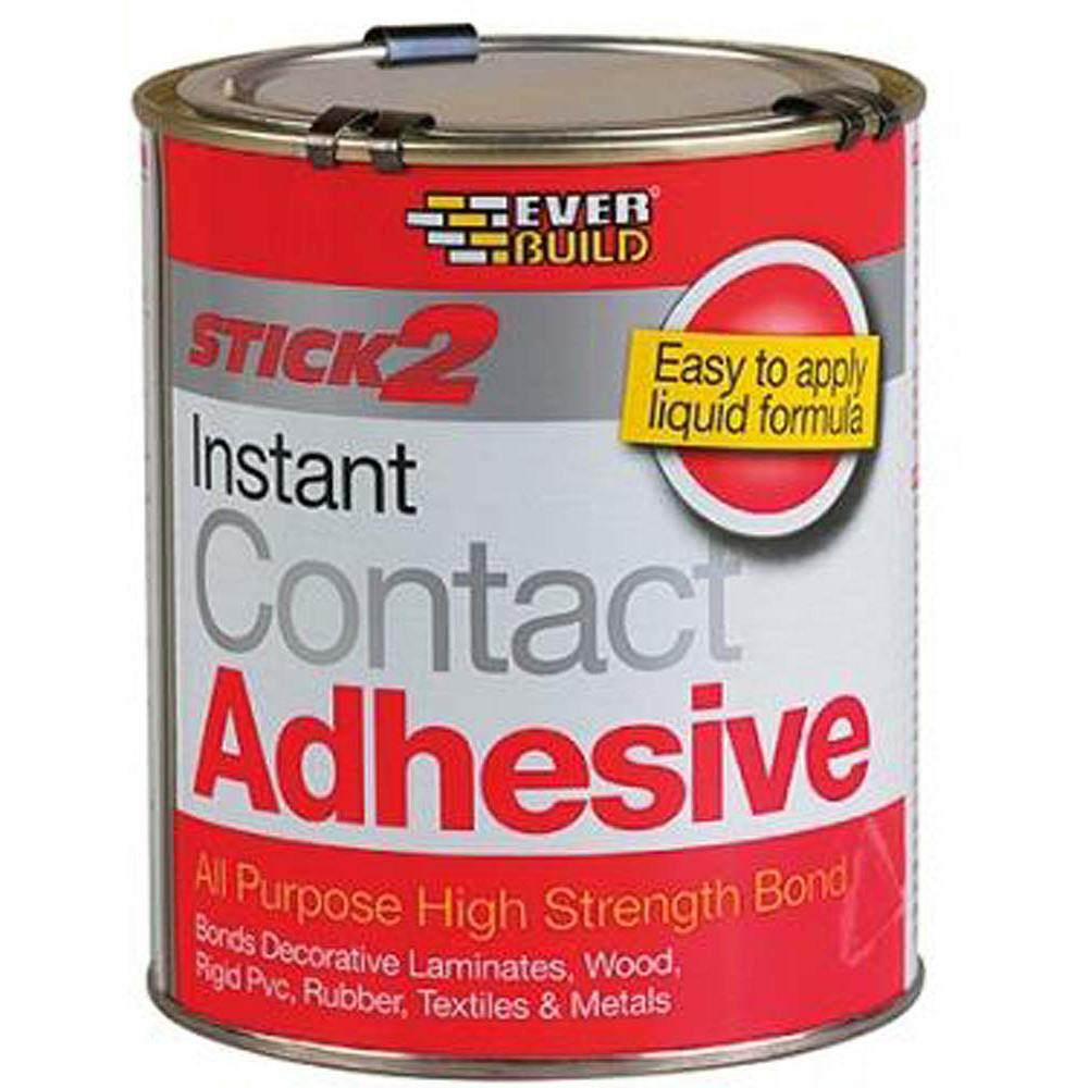 Everbuild Contact Adhesive - 750ml