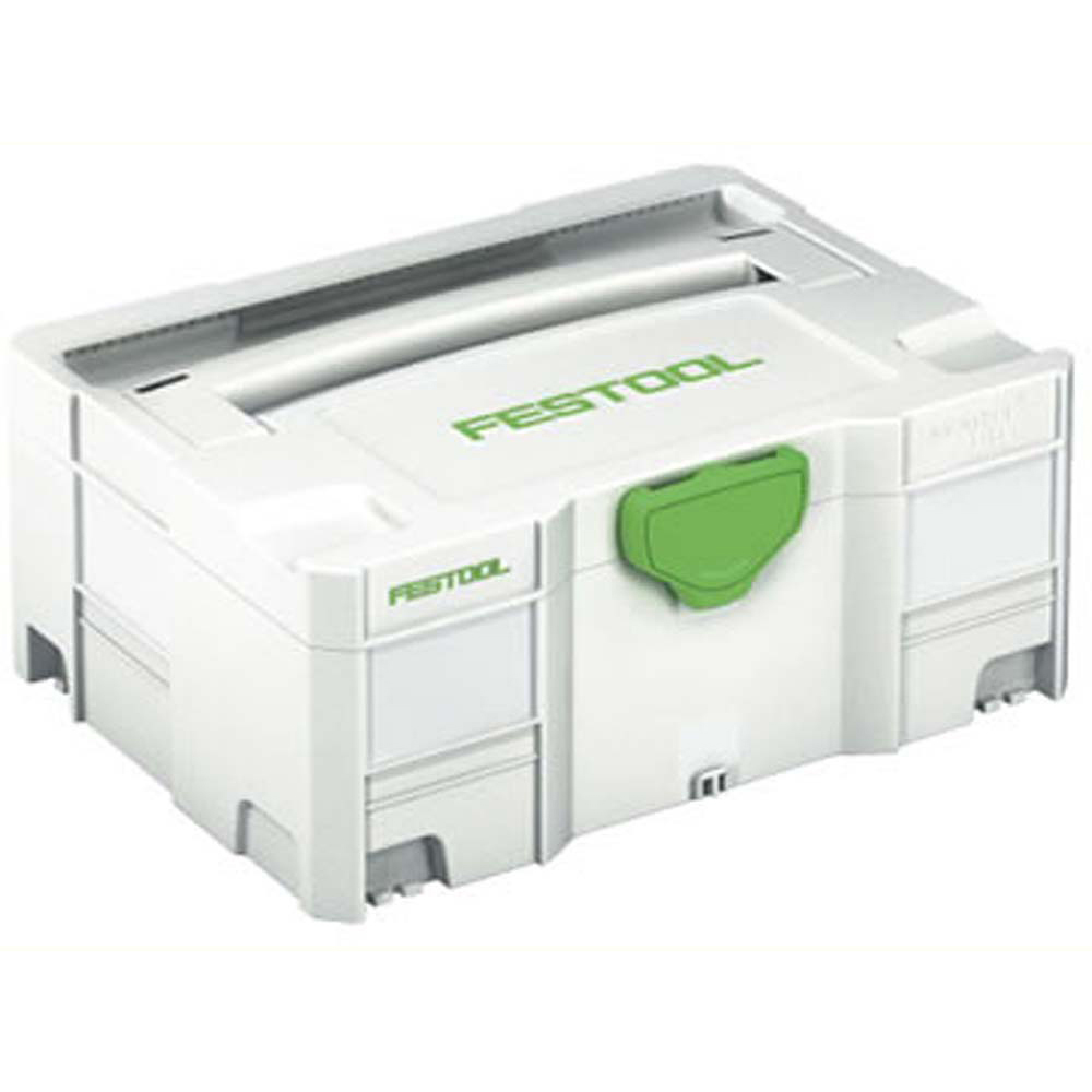 Festool Systainer SYS 2 - 396 x 296 x 157mm