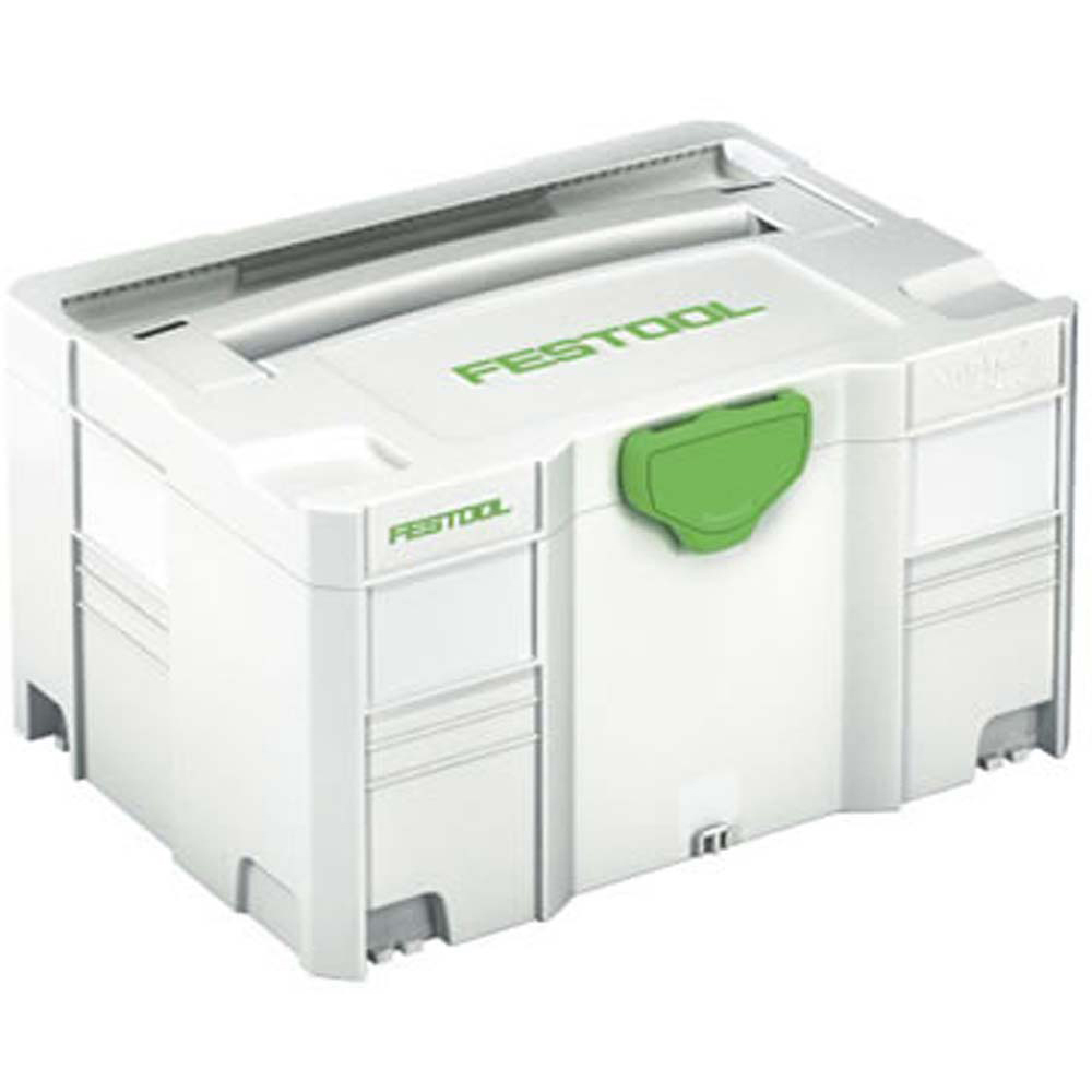 Festool Systainer SYS 3 - 396 x 296 x 210mm