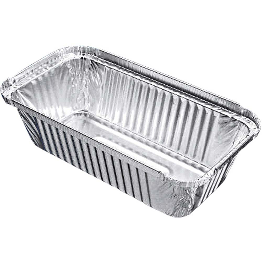 Rectangular Foil Container (Pack of 500)