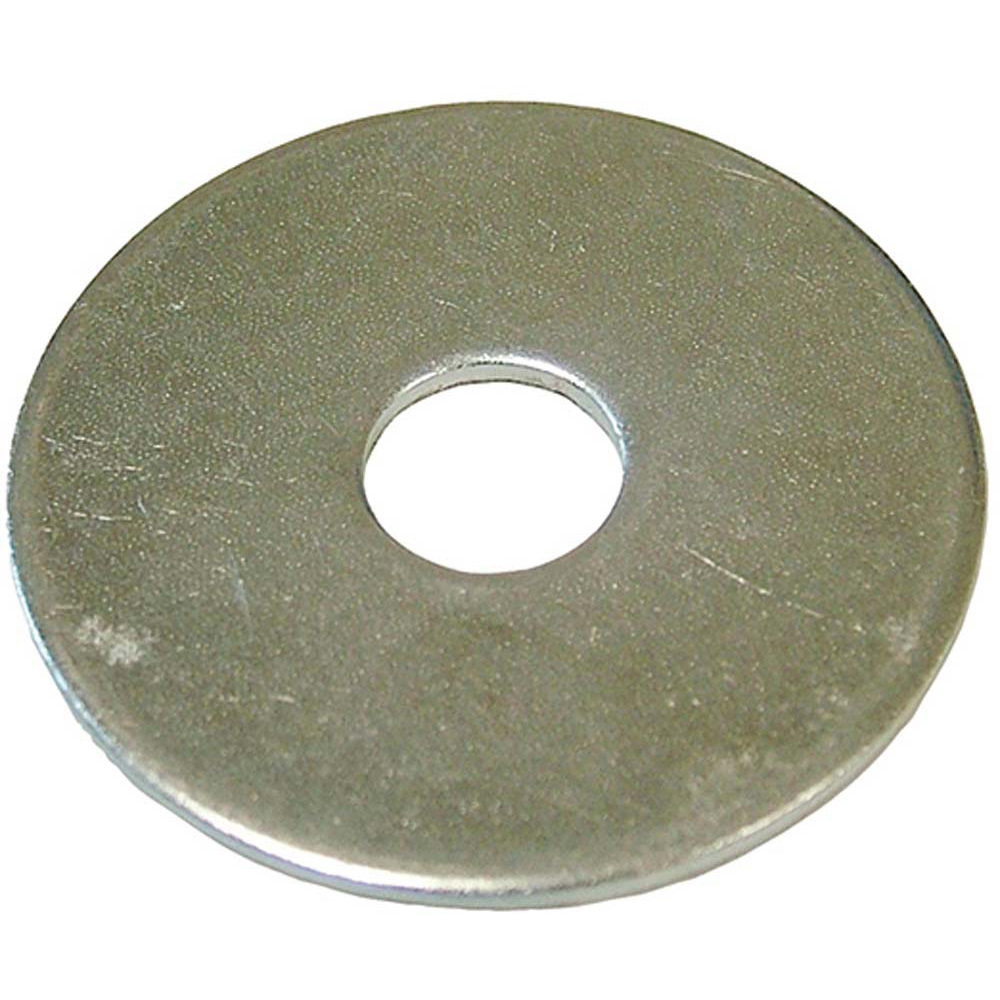 Flat Penny Washer M6 x 25mm - pack of 10