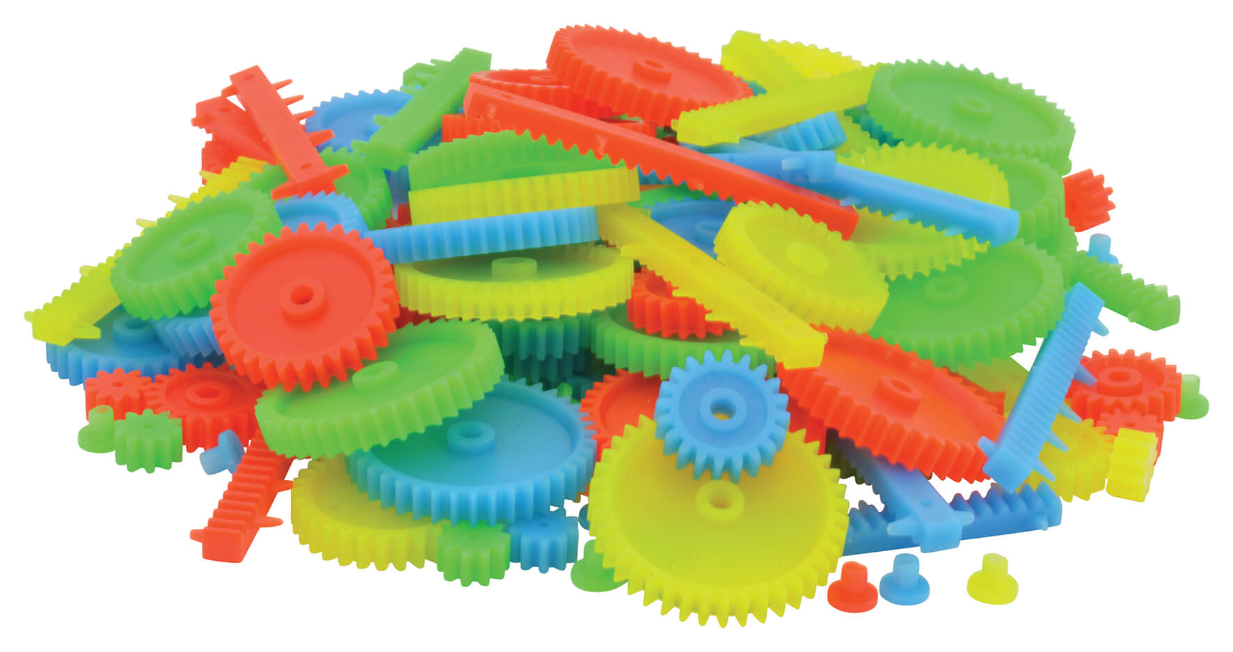 Plastic Gears – Pack Of 20