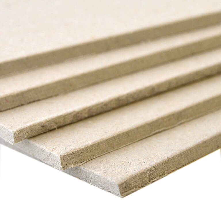 Greyboard 2mm Sheet 640 x 900mm - Pack of 10