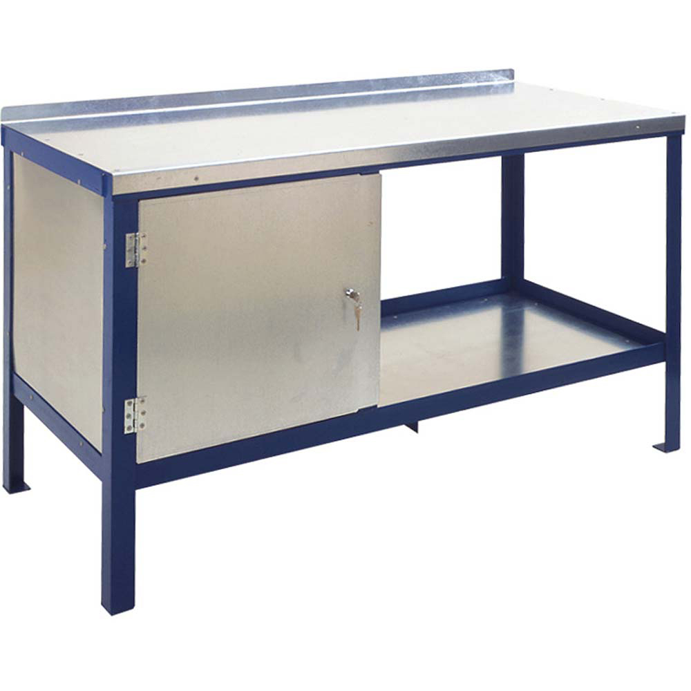 Heavy Duty Steel Top Bench - 2000 x 750mm