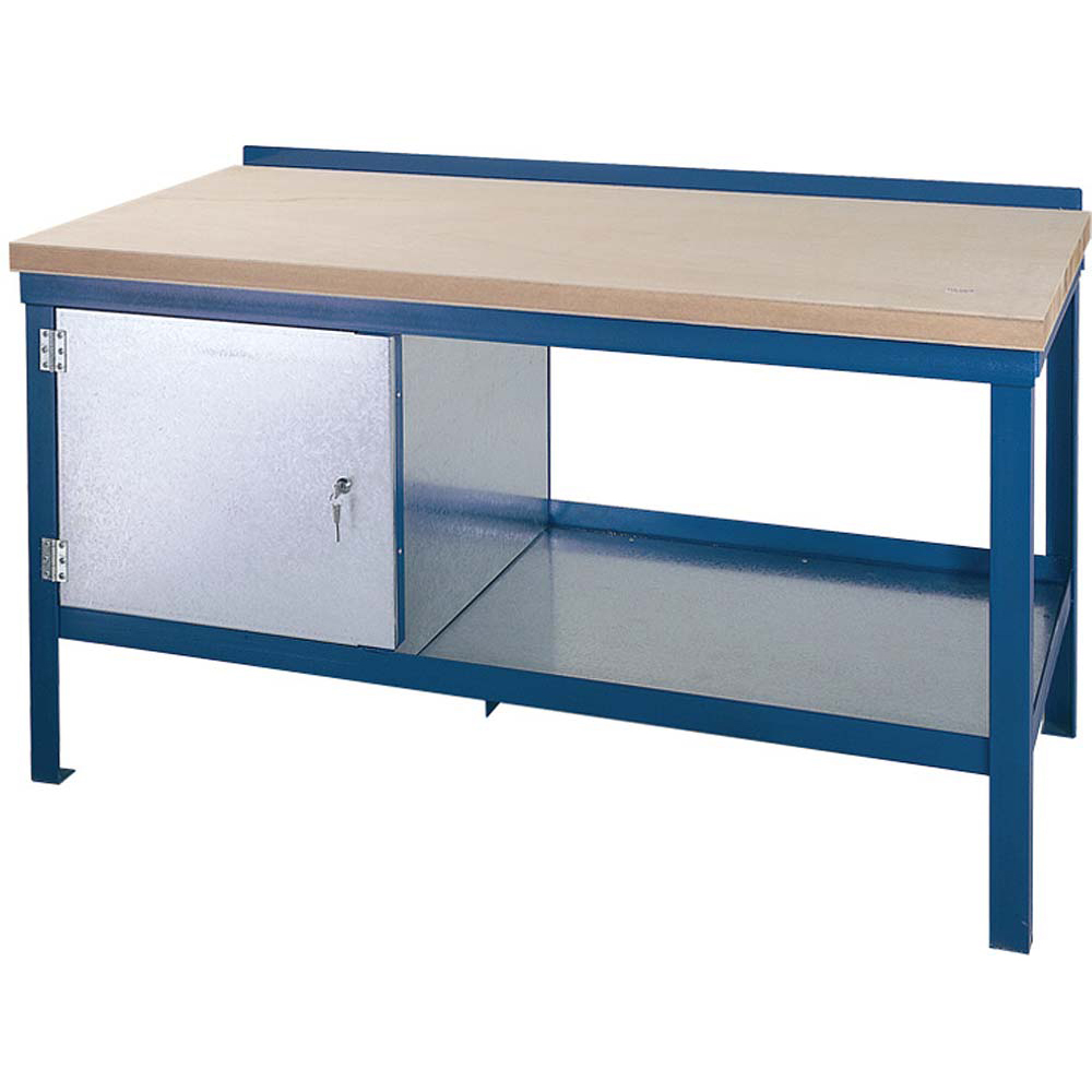 Edubench Heavy Duty Wood Top Bench - 2000 x 750mm