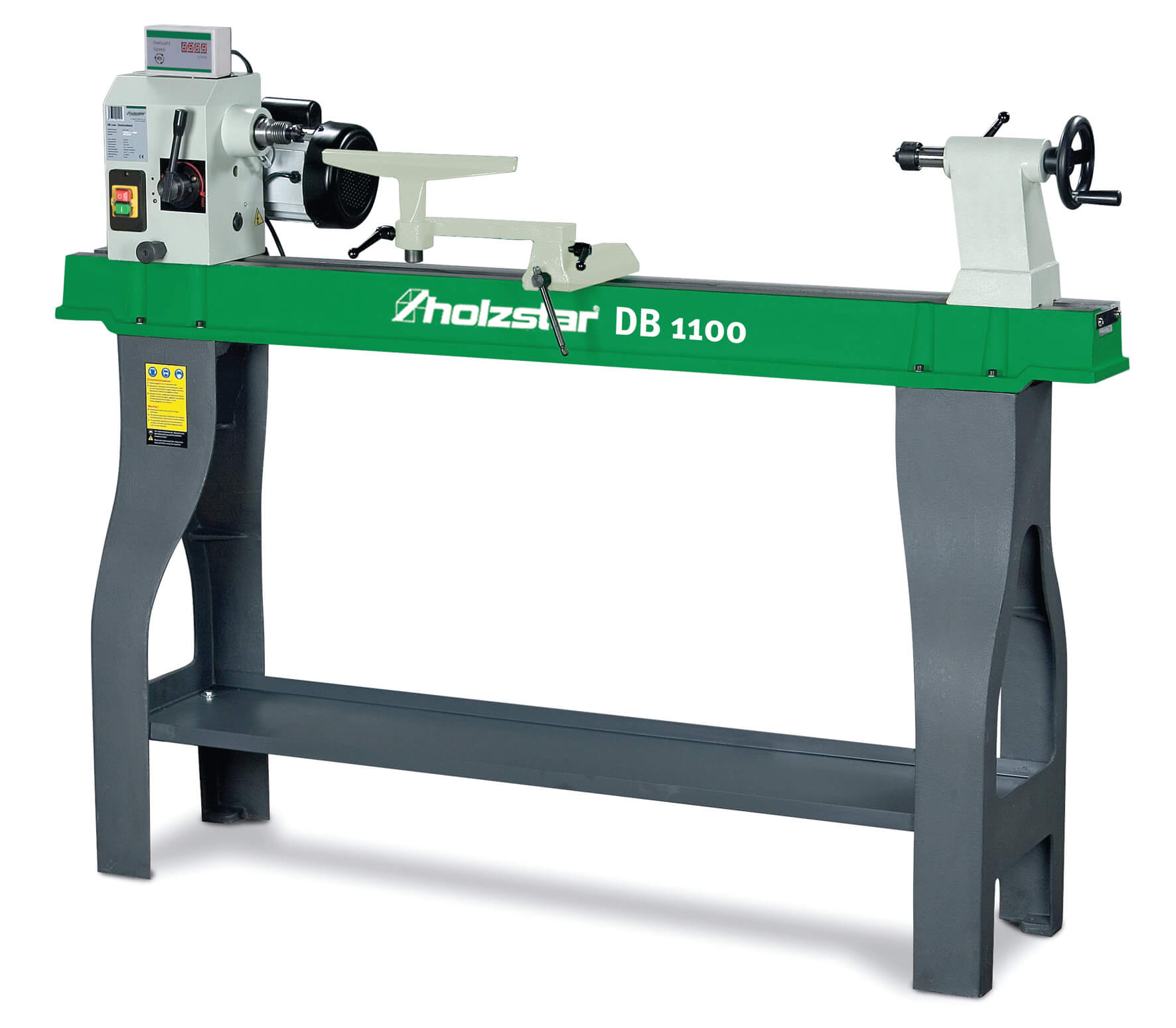 Holzstar Woodturning Lathe DB 1100