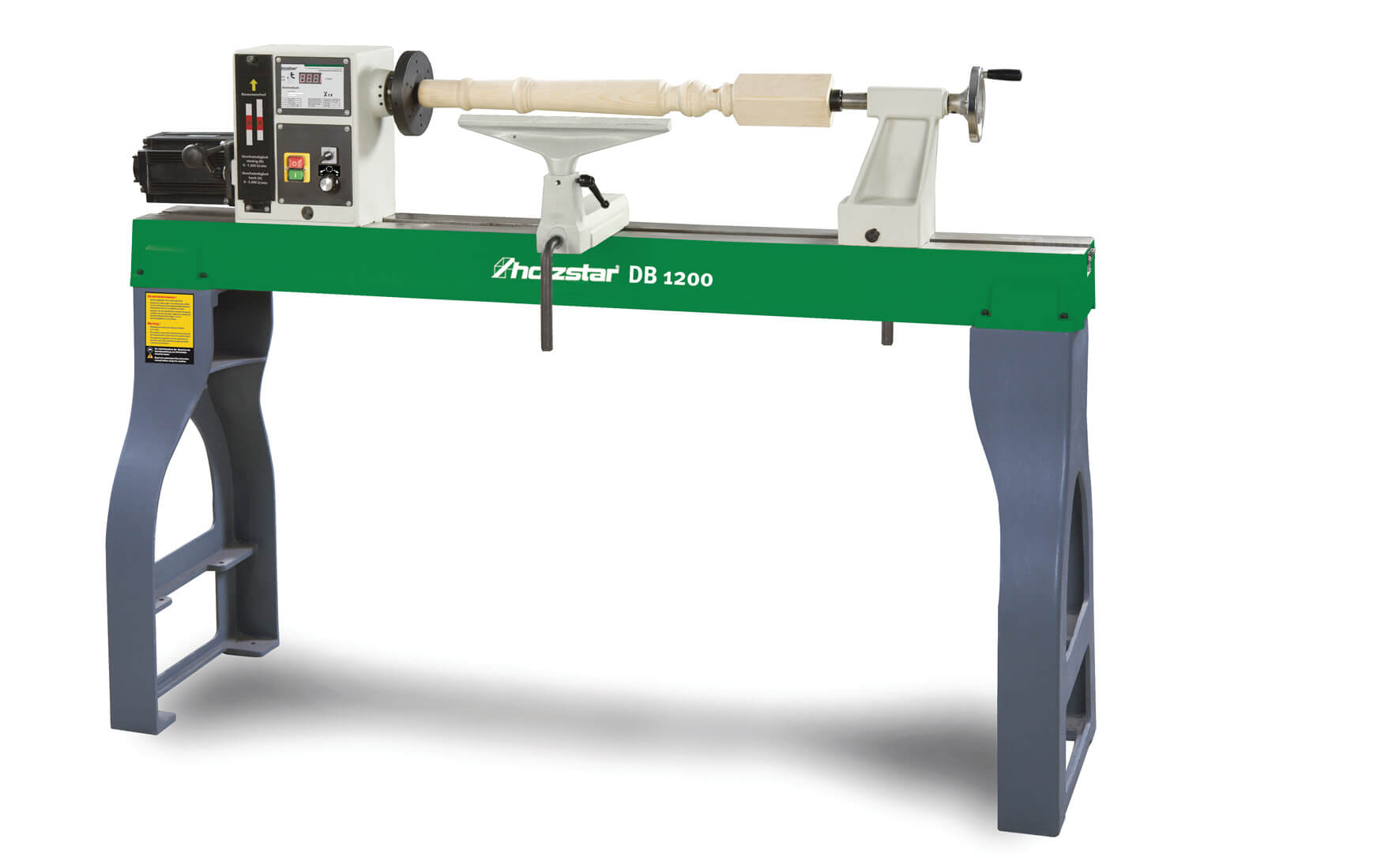 Holzstar Woodturning Lathe DB 1202