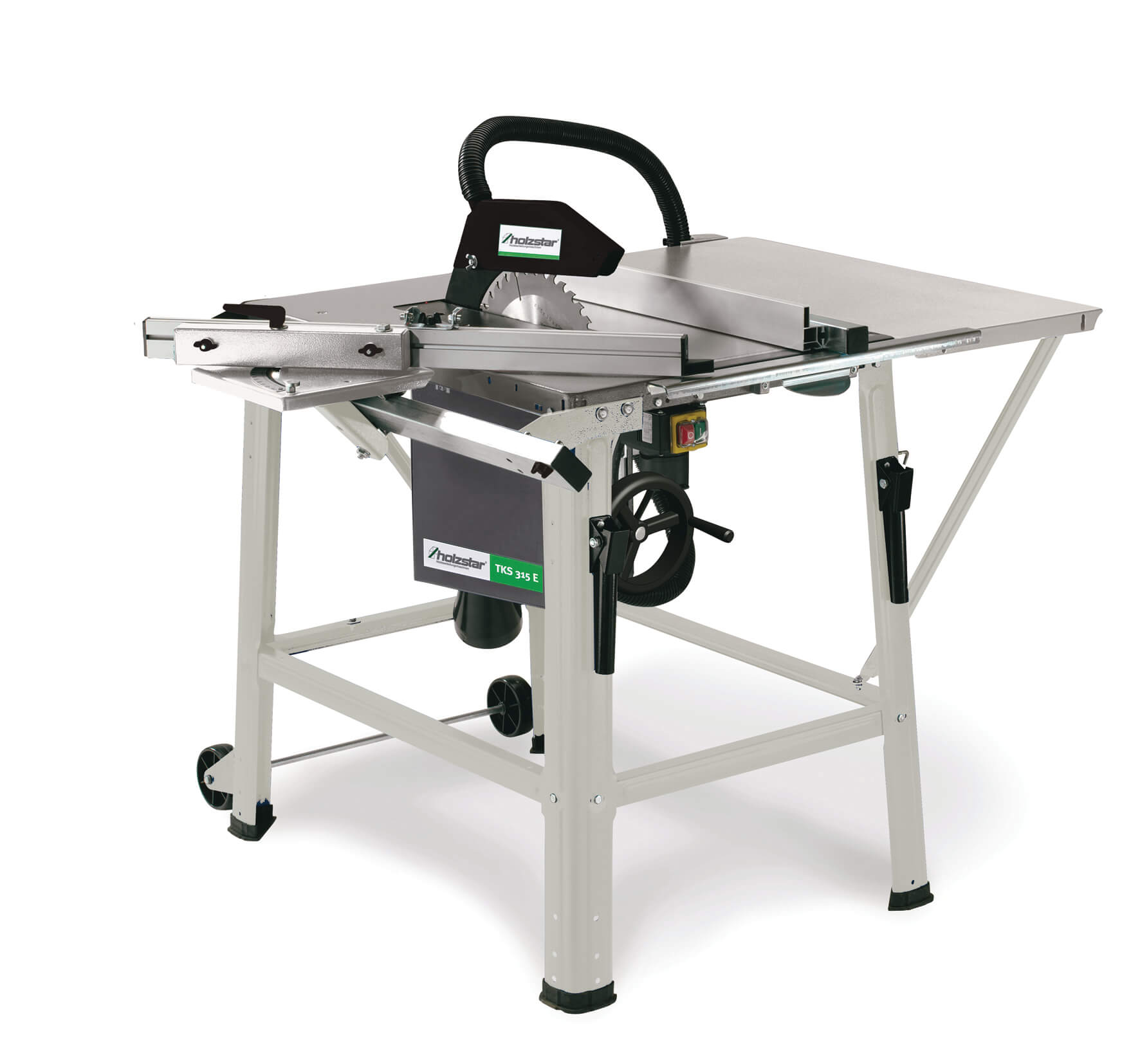 Holzstar Basic Table Saw TKS 315E (400V/3ph)