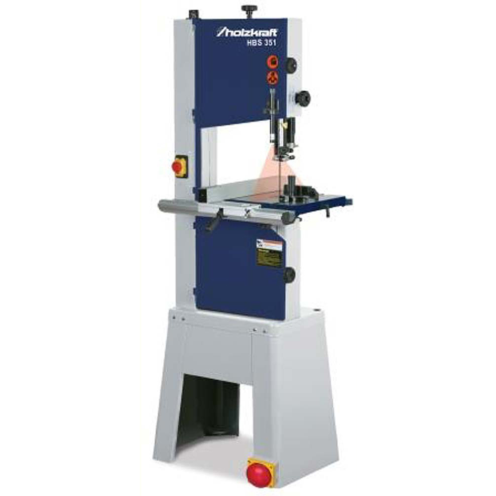 Holzkraft Pro Bandsaw HBS 351 Complete with Stop