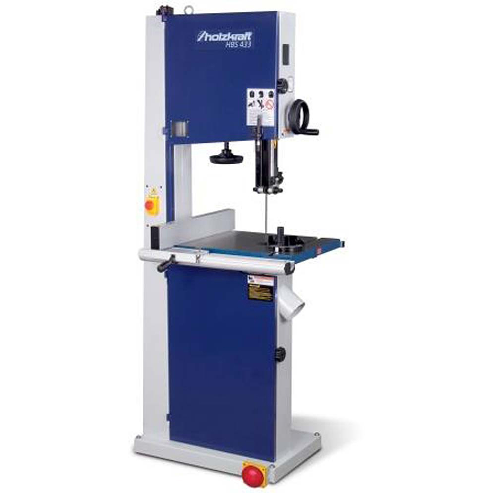 Holzkraft Pro Bandsaw HBS 433 Complete with Stop