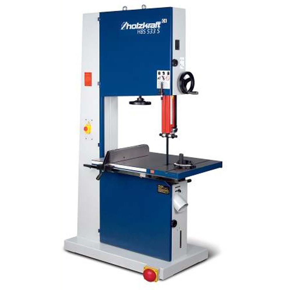 Holzkraft Industrial Bandsaw HBS 533 Complete with Stop
