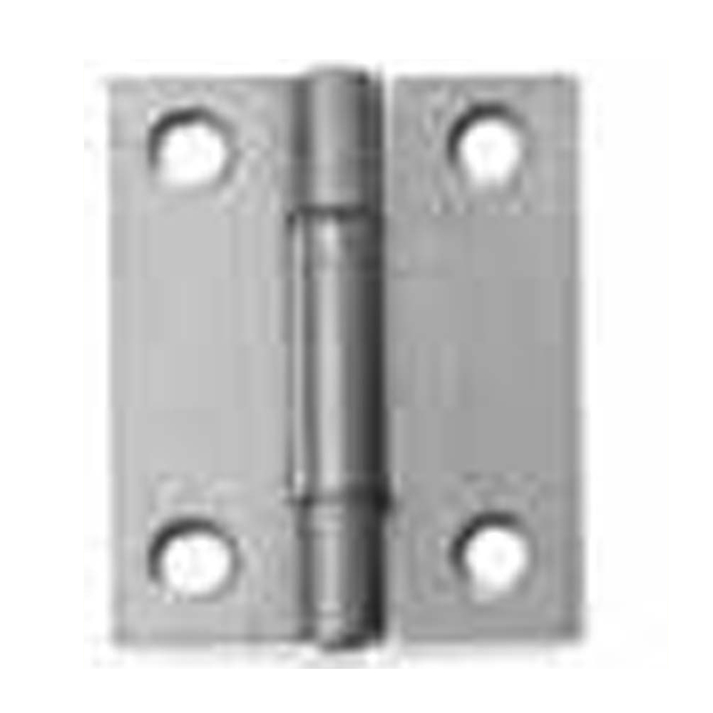 Steel Butt Hinge 50mm - Pack of 20