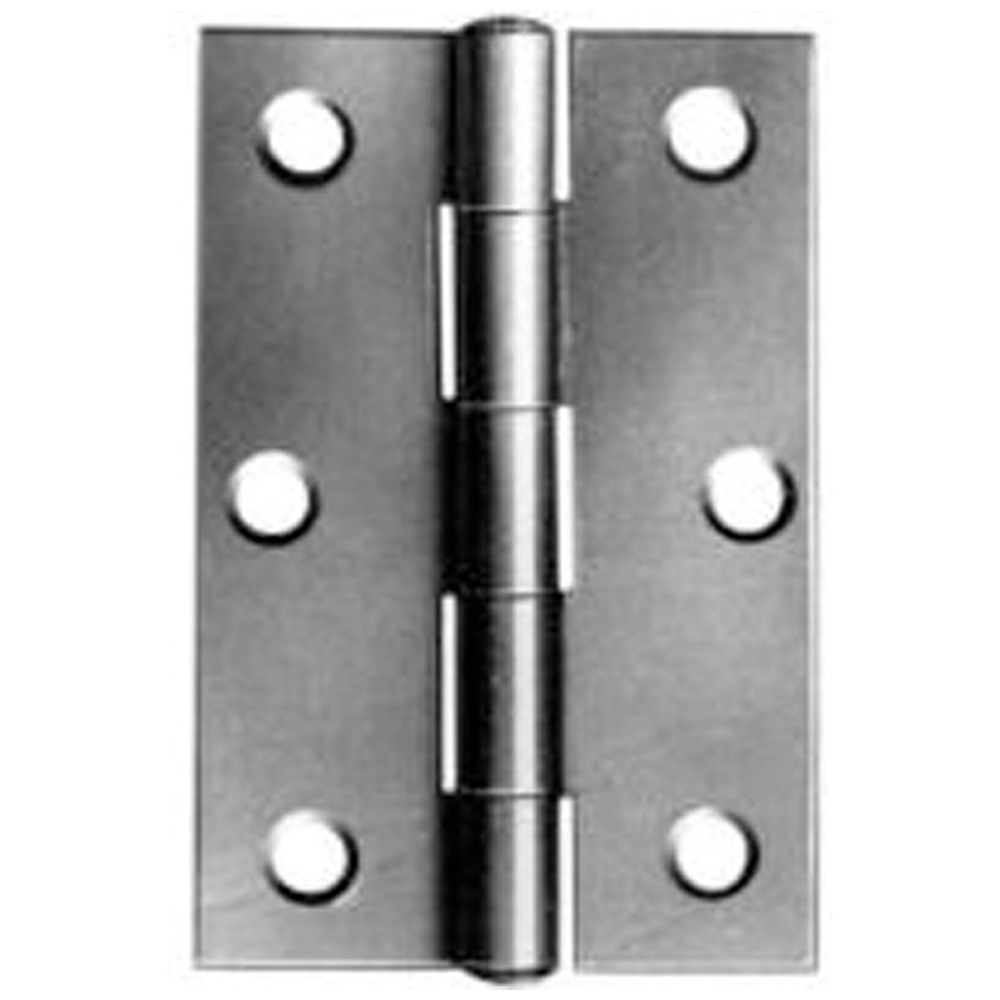 Steel Butt Hinge 63mm - Pack of 20